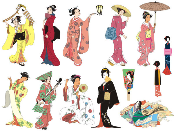 600x454 Japanese Wind Vector Free Vector In Coreldraw Cdr ( .cdr ) Vector