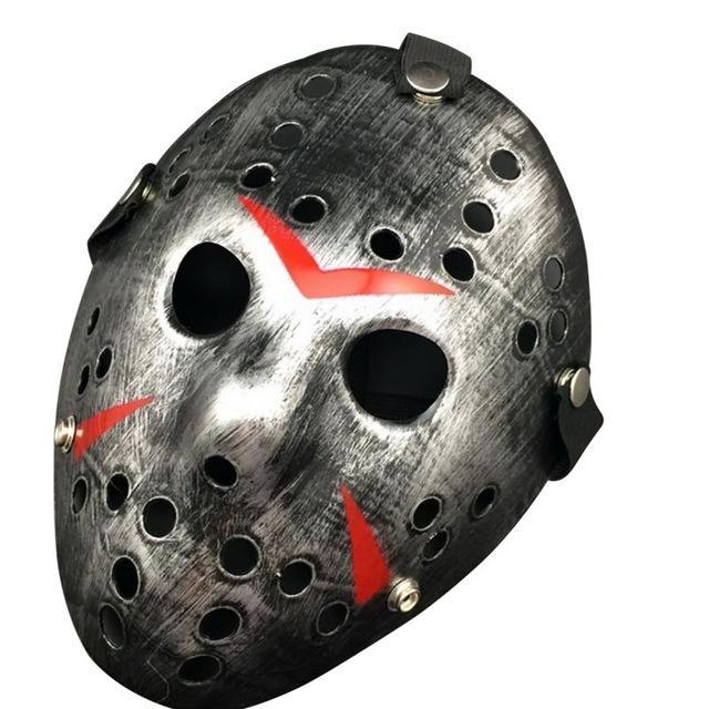 640x640 Jason Hockey Mask Above Modern