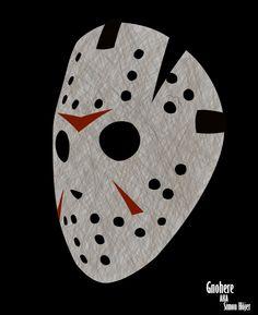Jason Mask Vector At Getdrawingscom Free For Personal Use Jason