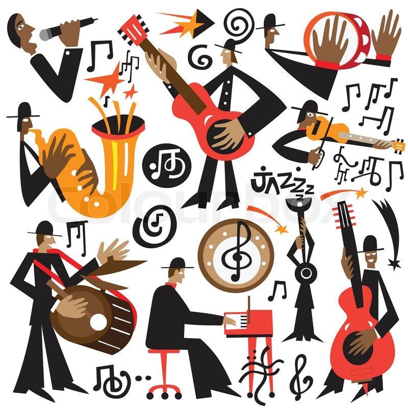 800x800 Jazz Musicians