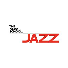 280x280 The New School Jazz Logo Vector Free Download