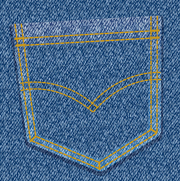 367x368 Denim Jeans Free Vector Download (289 Free Vector) For Commercial