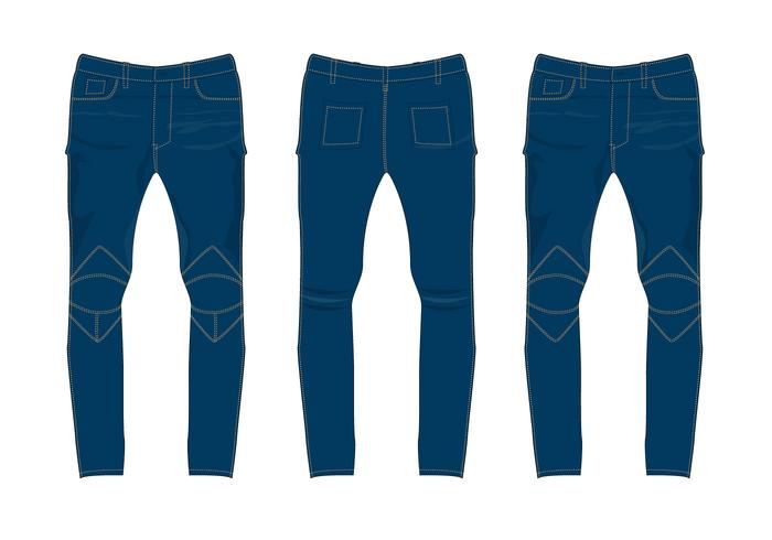 700x490 Free Jeans Pants Vector