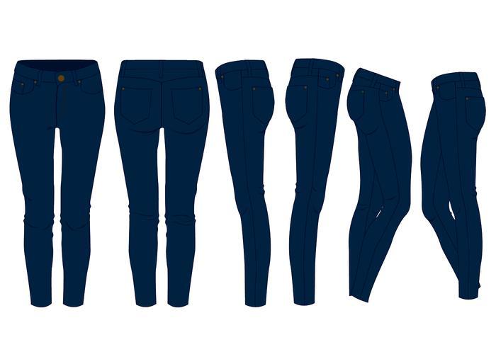 700x490 Girls Blue Jeans