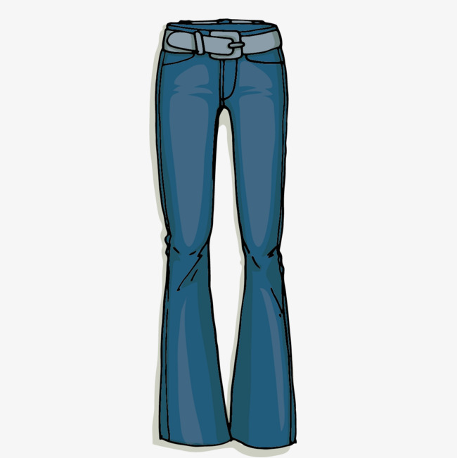 650x651 Ms. Jeans Vector, Pants, Jeans, Belt Png And Vector For Free Download