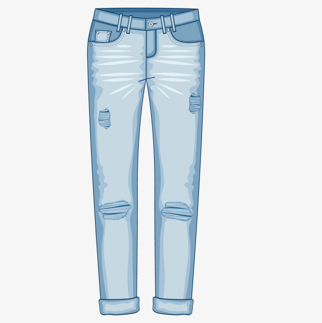 650x651 Blue Jeans, Blue Vector, Blue, Jeans Png And Vector For Free Download