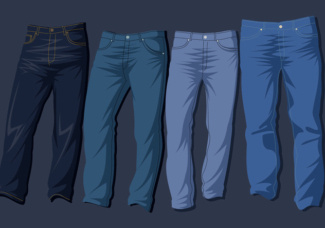 632x443 Blue Jeans Free Vector Free Vector Download 404501 Cannypic