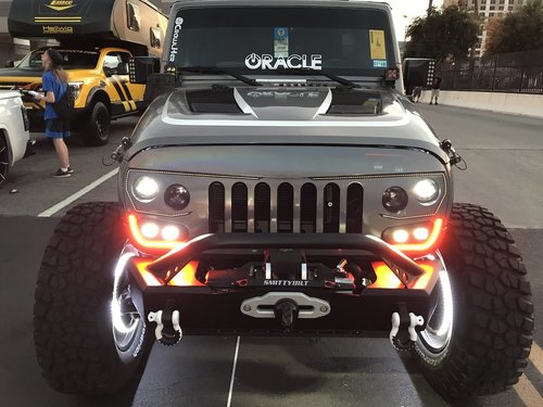 500x375 Oracle Lighting Series 2007 2017 Full Led Grill Jeep