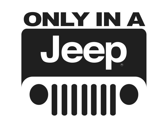638x452 Only In A Jeep Logo Vector Jeep Jeeps And Cars