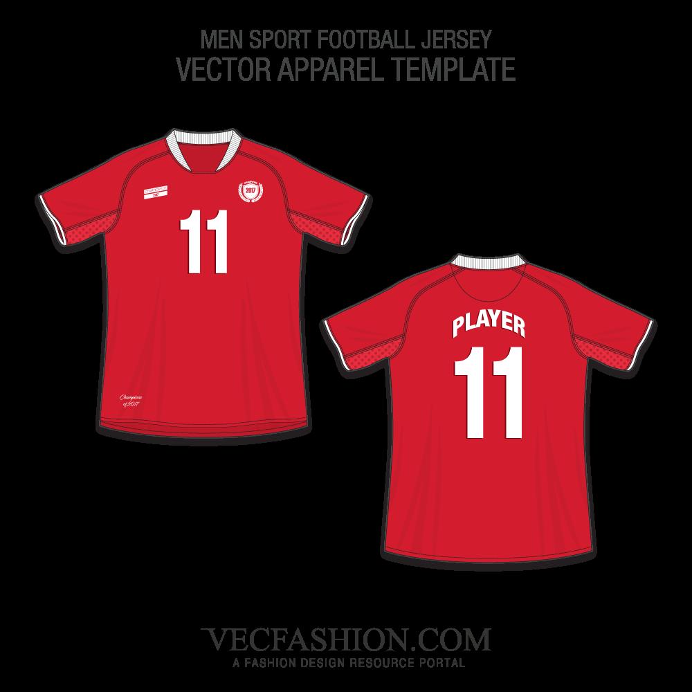 4d32d447d Football Shirt Templates Design Your Own - DREAMWORKS