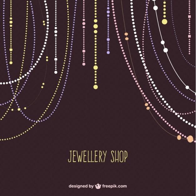 626x626 Jewellery Shop Vector Vector Free Download
