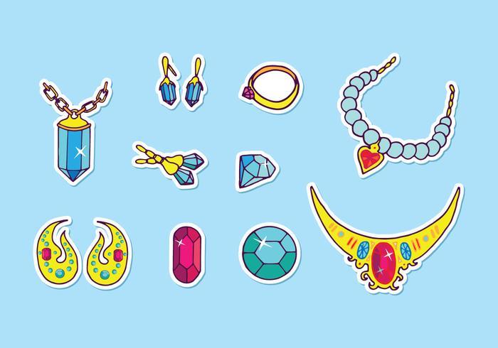 700x490 Jewelry Vectors