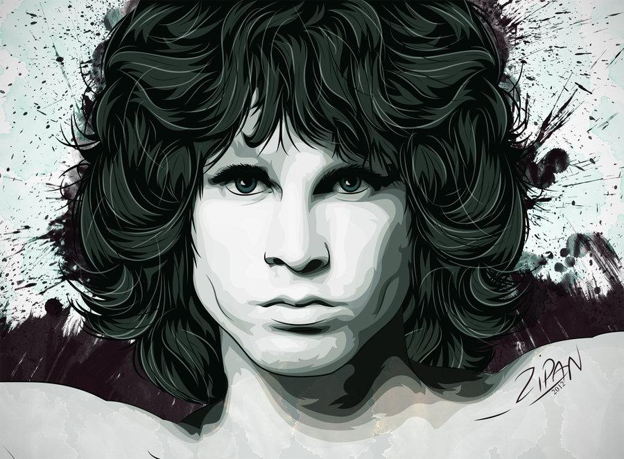 900x662 Jim Morrison Tribute By Tizyhunter