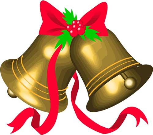 500x441 Jingle Bells Clip Art