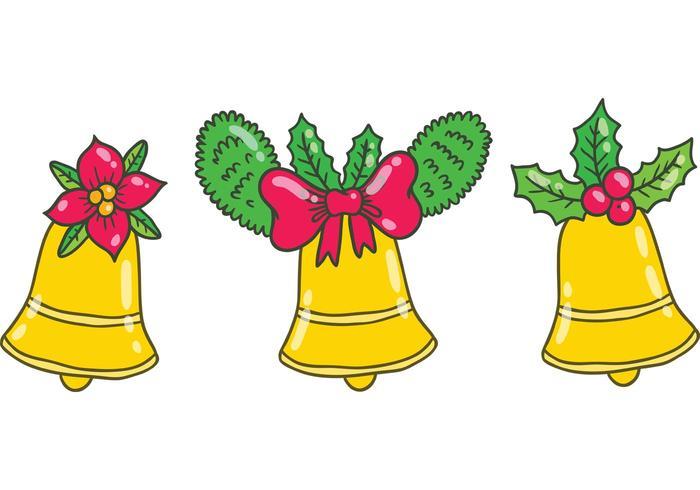 700x490 Free Jingle Bells Vector Pack