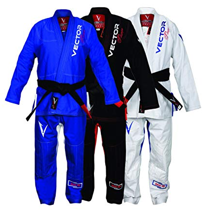 425x445 Brazilian Jiu Jitsu Bjj Gi Kimono With White Belt For