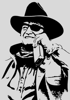 John Wayne Vector