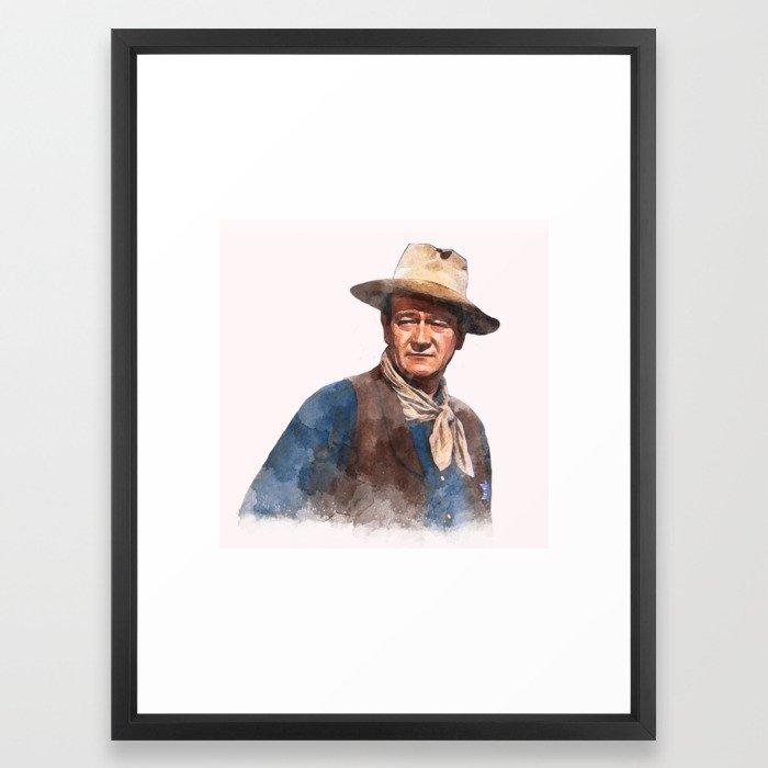 700x700 John Wayne