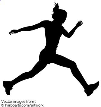 335x355 Download Jumping Woman