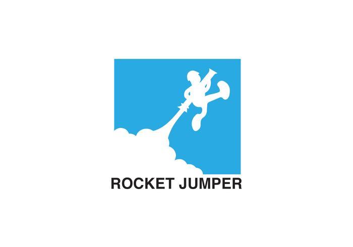 700x490 Rocket Jumper Vector