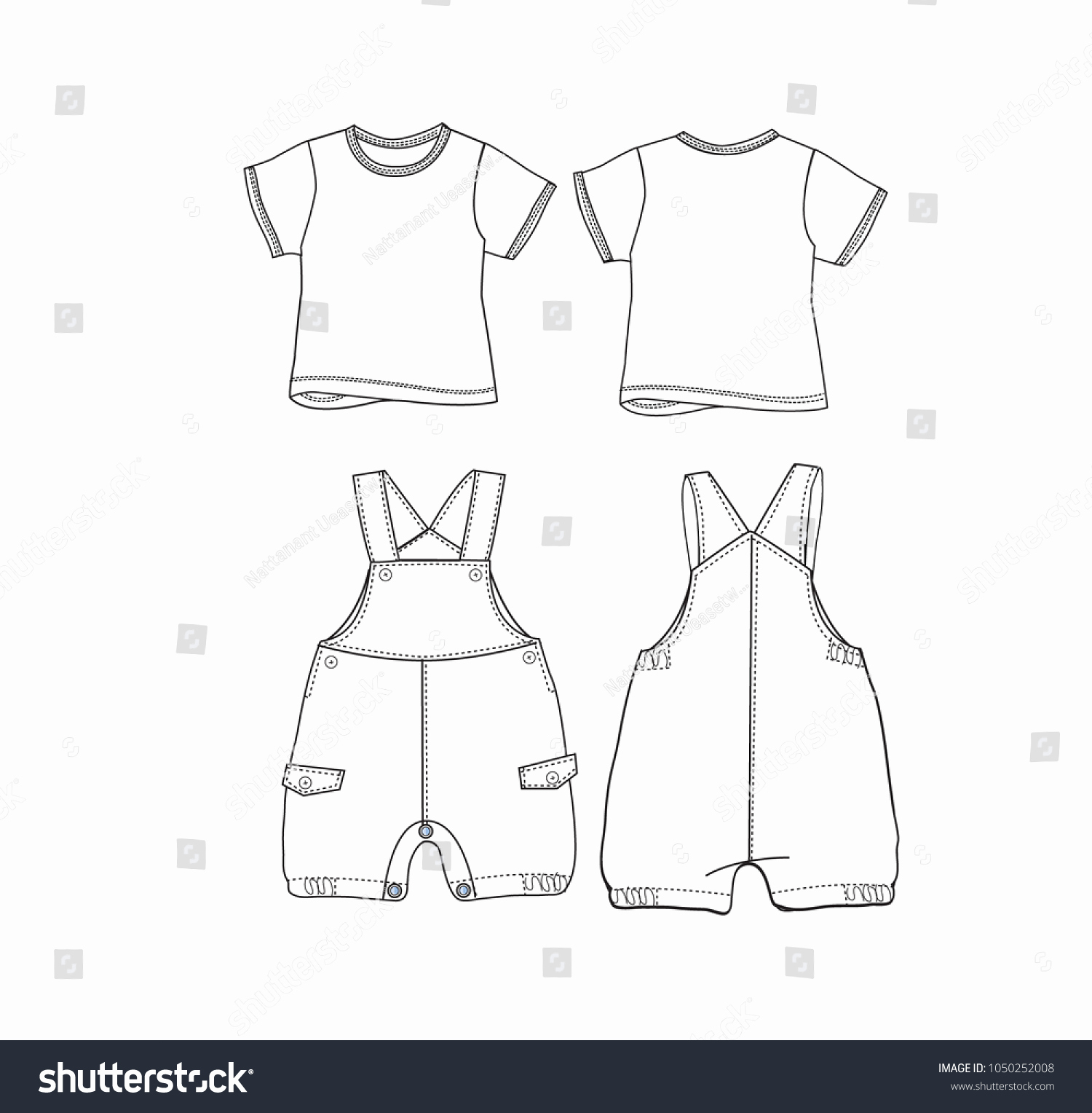 1500x1528 Baby Clothing Website Templates New Tshirt Jumper Vector Design