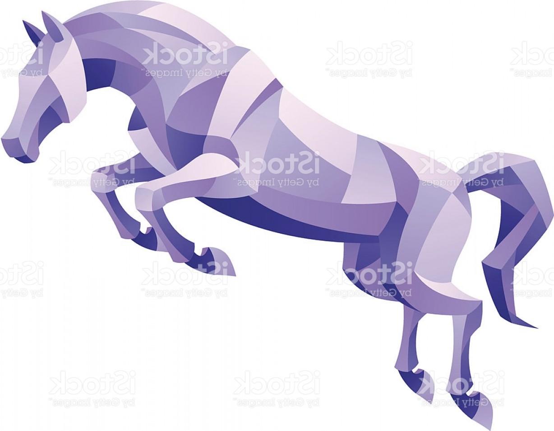 1228x954 Purple Jumping Horse Vector Design Gm Sohadacouri