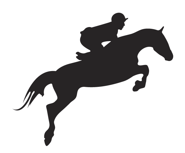 643x532 Clipart Jumping Horse And Jockey In Horse Jumping Vector Jumping
