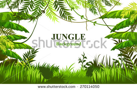Jungle Vector Free