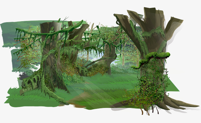 650x400 Jungle Woods, Jungle Vector, Jungle, Forest Png And Vector For