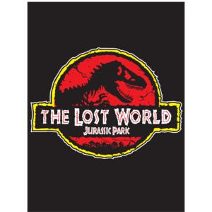 300x300 Jurassic Park The Lost World Logo, Vector Logo Of Jurassic Park