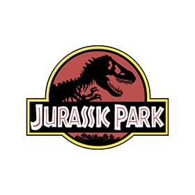 280x280 Jurassic Park Logo Vector Free Download