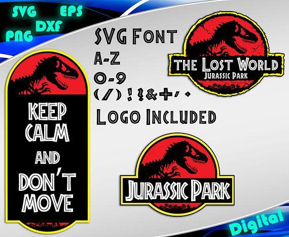 570x467 Jurassic Park Svg Jurassic Park Alphabet Svg Jurassic Park Logo