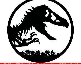 340x270 Jurassic Park Svg Clip Art Jurassic World Logo Jurassic Park Etsy