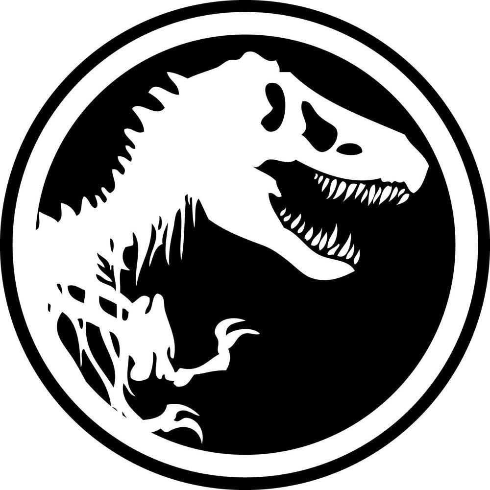 jurassic park vector at getdrawings  free download