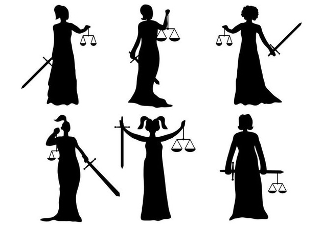 632x443 Lady Justice Vector Free Vector Download 337285 Cannypic