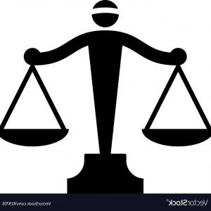 300x300 Unbalanced Scale Of Justice Vector Shopatcloth