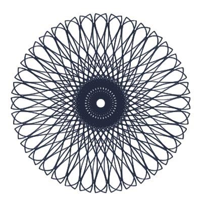 400x400 Kaleidoscope Photoshop Brushes