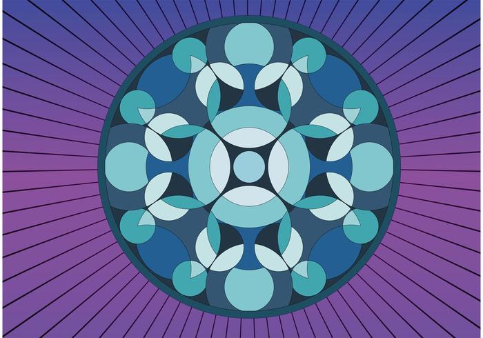 700x490 Kaleidoscope Vector