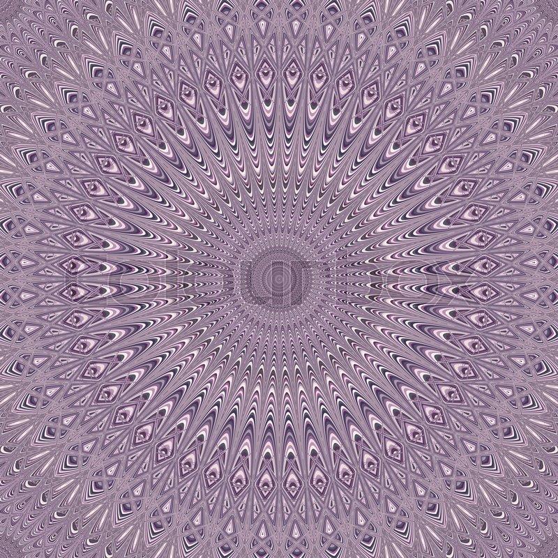 800x800 Light Purple Psychedelic Mandala Ornament Background