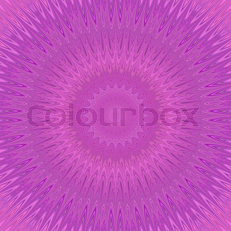 800x800 Pink Psychedelic Mandala Star Fractal Ornament Background