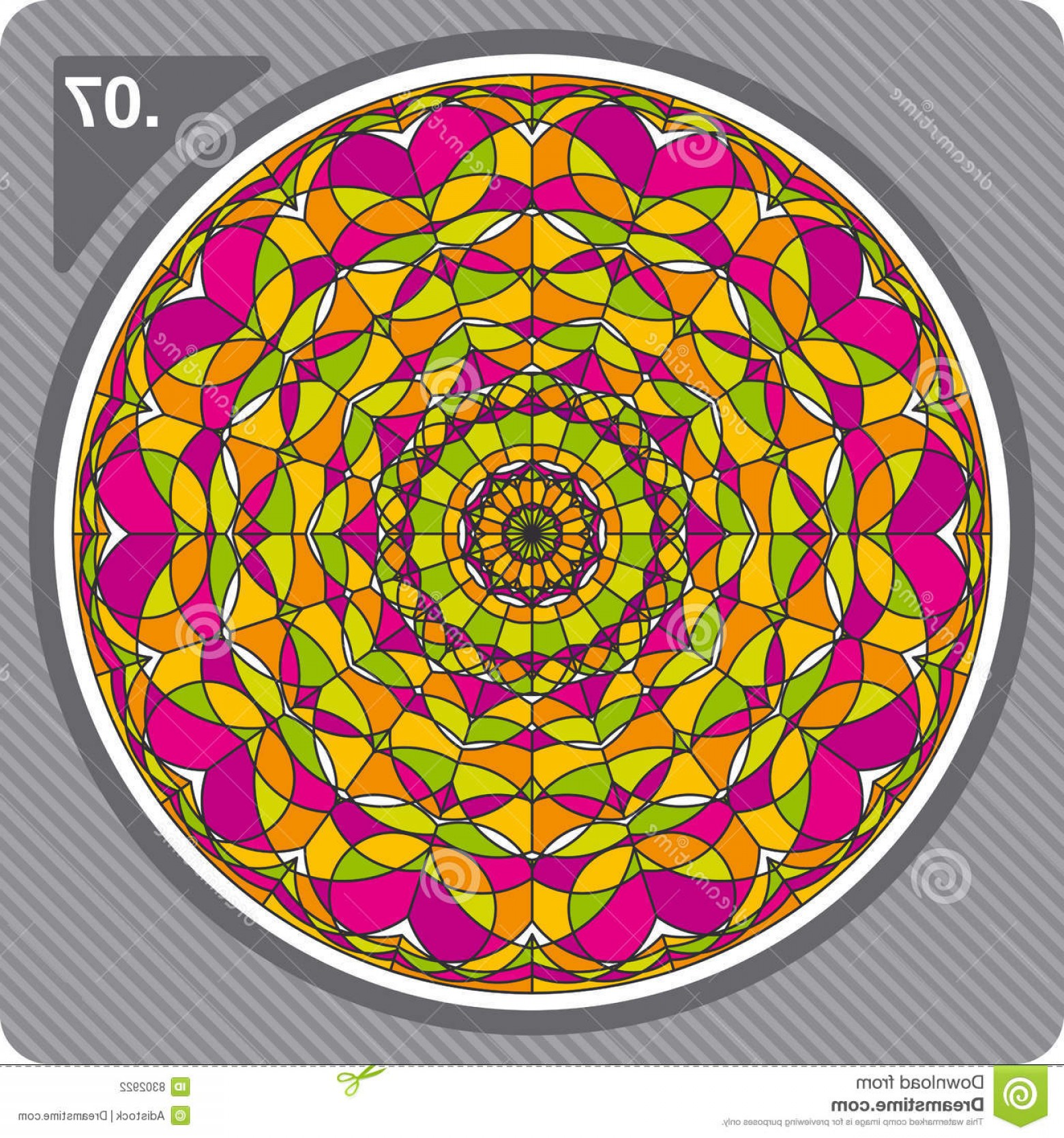 1560x1668 Stock Photography Colorful Kaleidoscope Vector Image Shopatcloth