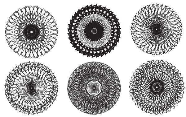 600x380 Free Vectors Kaleidoscope Vectors Arbenting
