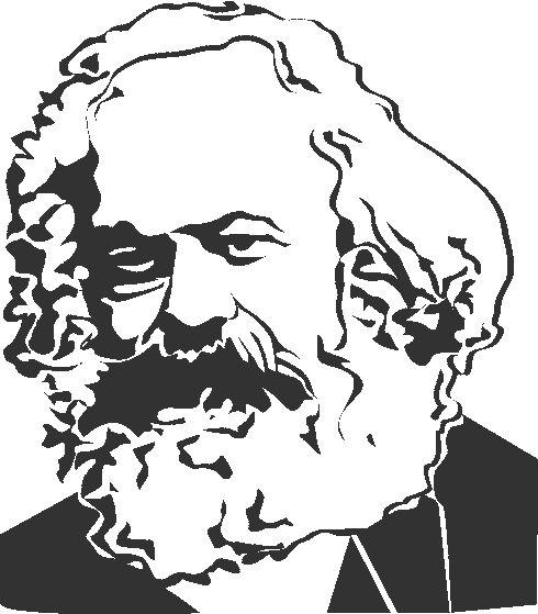 Karl Marx Vector