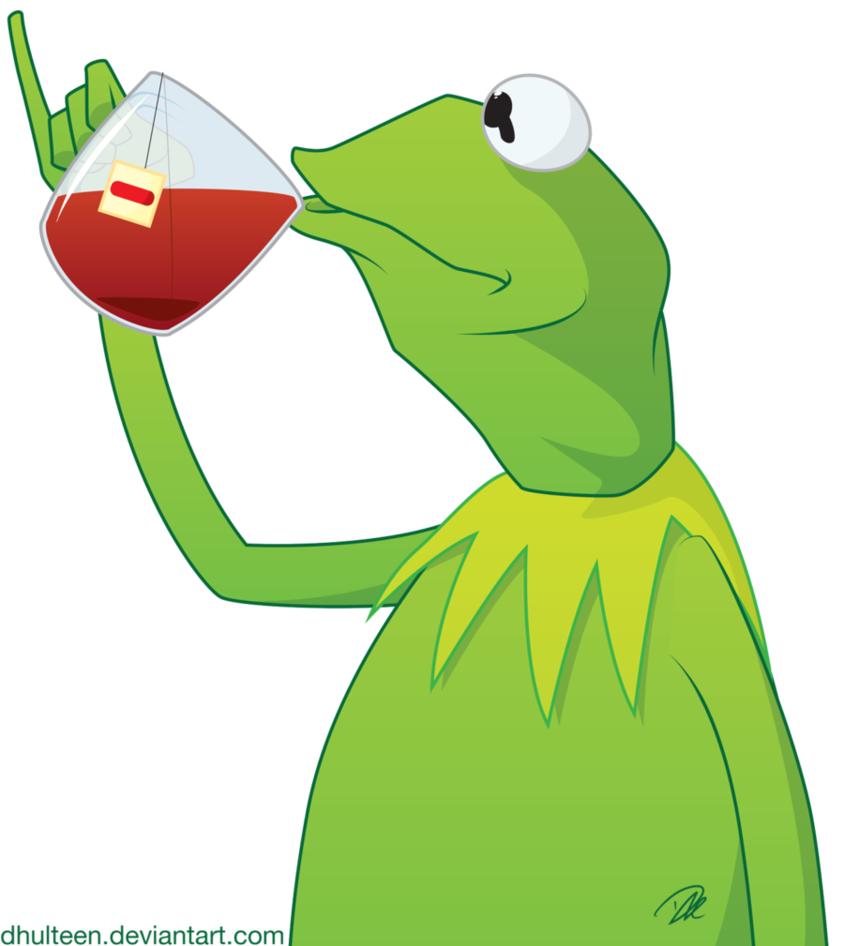 Kermit The Frog Vector At Getdrawings Com Free For Personal Use