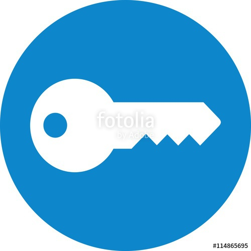 500x500 Key Icon Unlock Protection Safe Security House Protect Home Door
