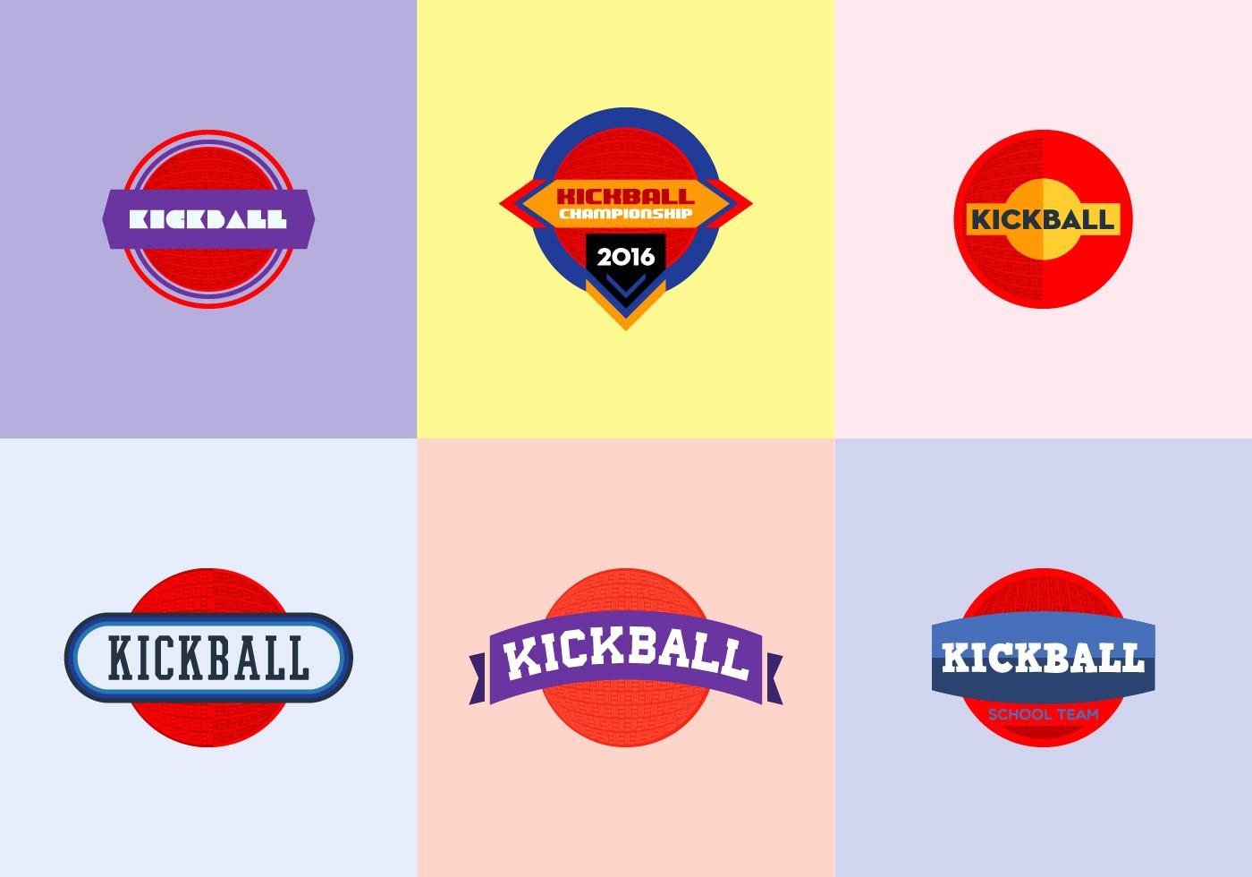 1400x980 Kickball Clipart