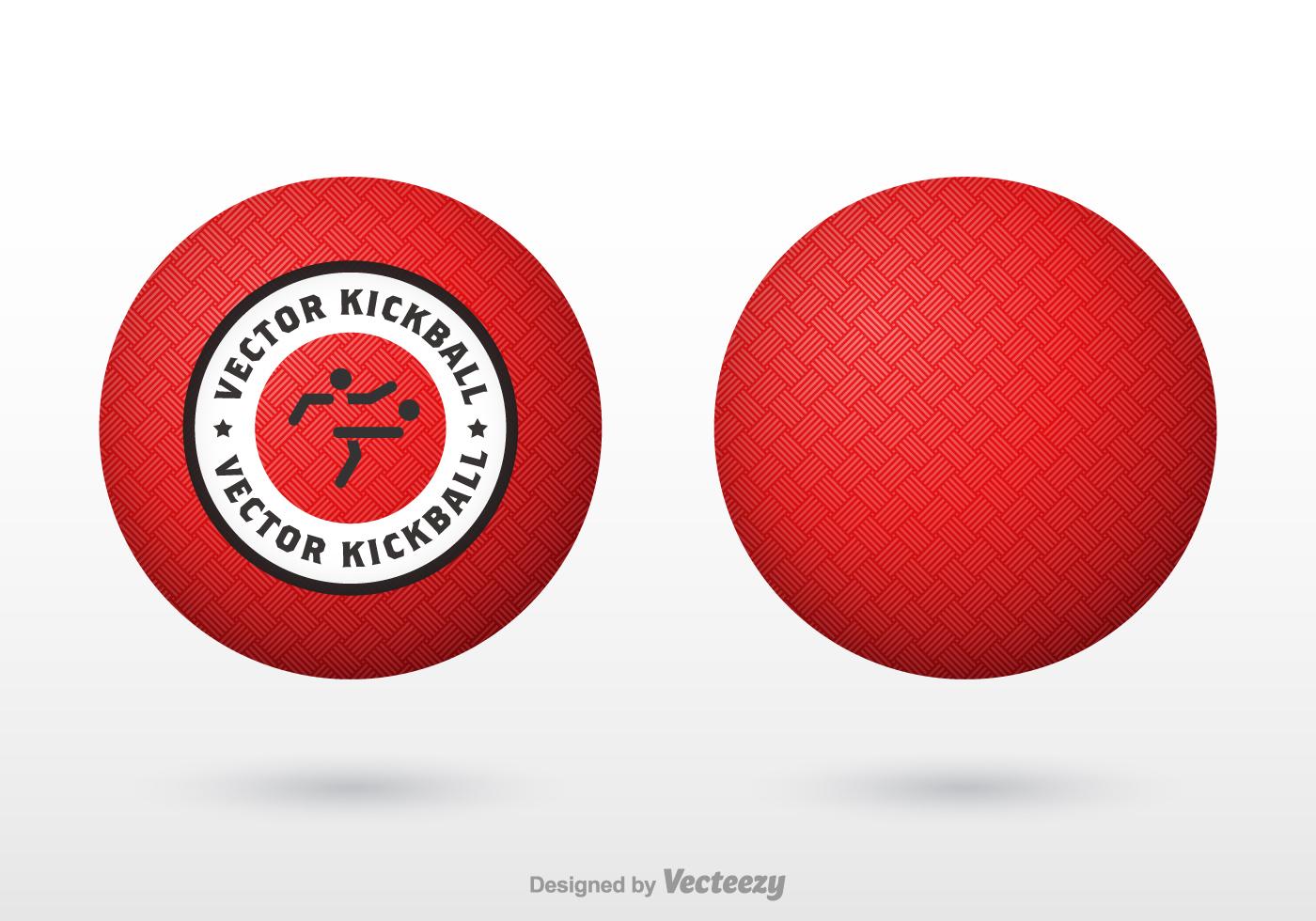 1400x980 Kickball Free Vector Art