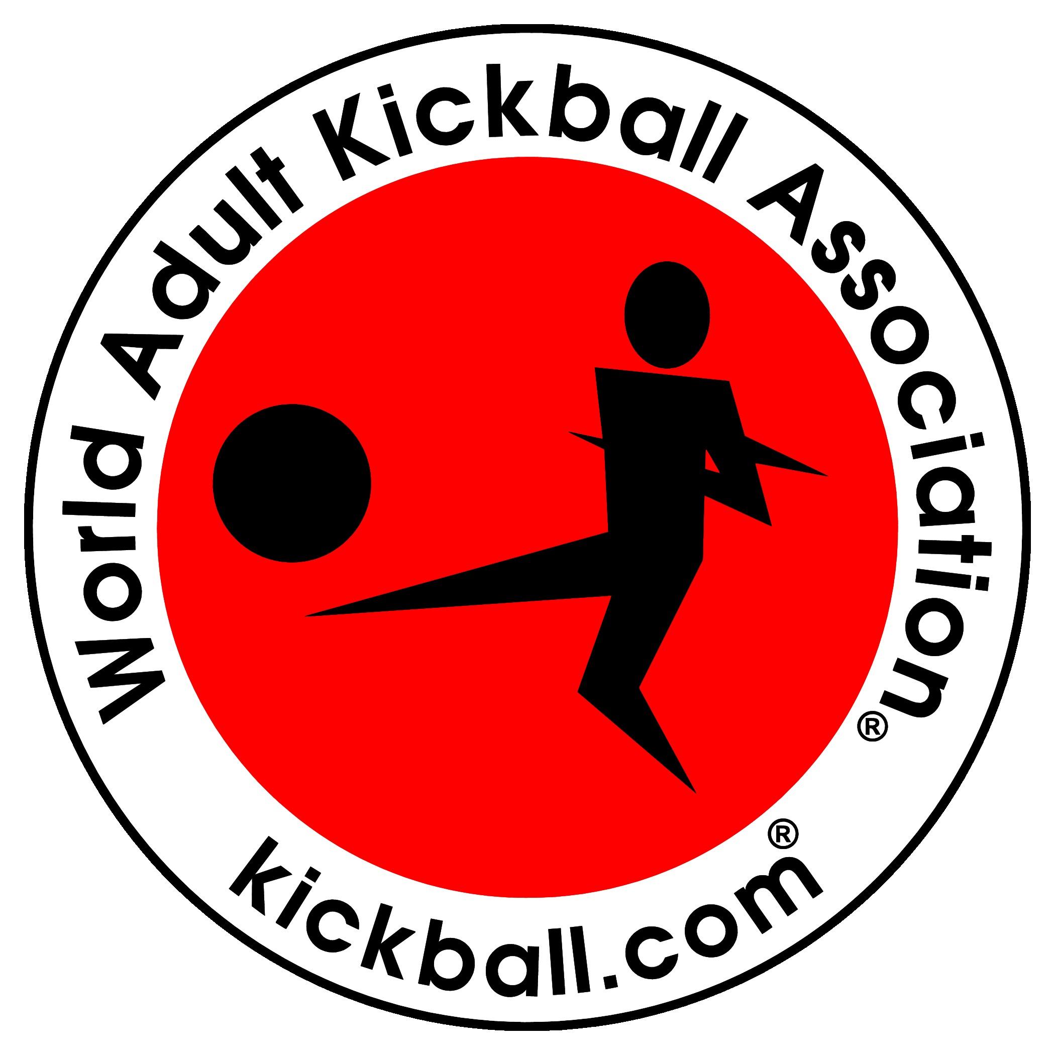 2100x2100 Kickball Logo Clipart
