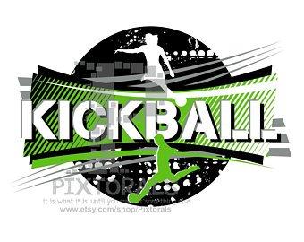 340x270 Kickball Vector Etsy