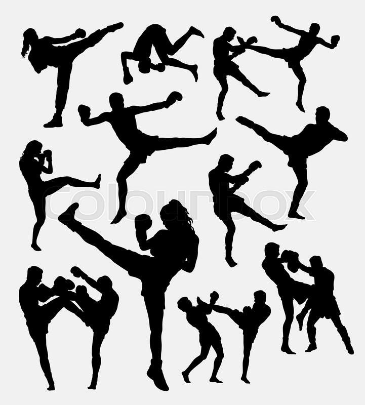 721x800 Free Kickboxing Icon 159636 Download Kickboxing Icon